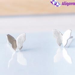 Bông tai nữ hình bướm độc đáo