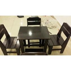 bàn ghế gỗ  giá siêu hấp dẫn bán gia rẻ
