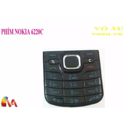 PHÍM NOKIA 6220C