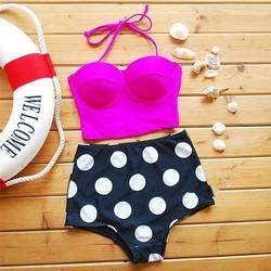 Bikini phong cách Âu Mỹ