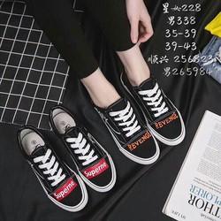 giày thể thao nữ thời trang mới 2018