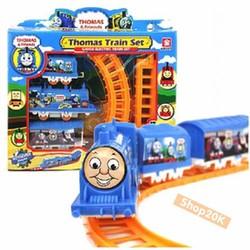 Đồ chơi xe lửa|chạy trên vòng cho bé