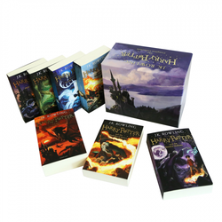Harry Potter Box Set The Complete Collection. - 9781408856772