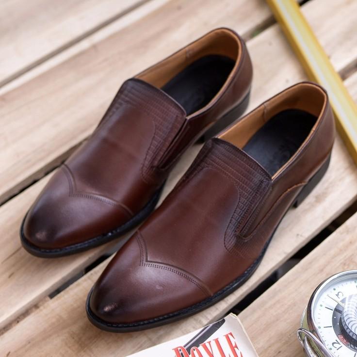 Giày Lười Công Sở Thời Trang SG186N 1