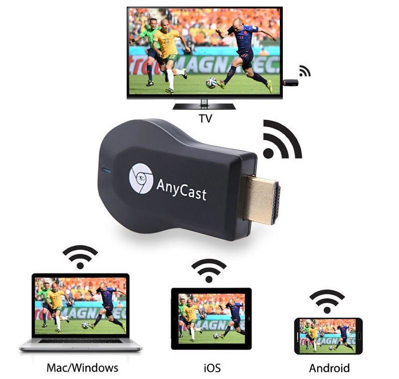 HDMI không dây Anycast M4 Plus 2018 - tốc độ nhanh 5