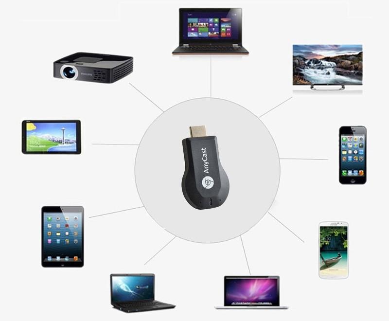 HDMI không dây Anycast M4 Plus 2018 - tốc độ nhanh 7