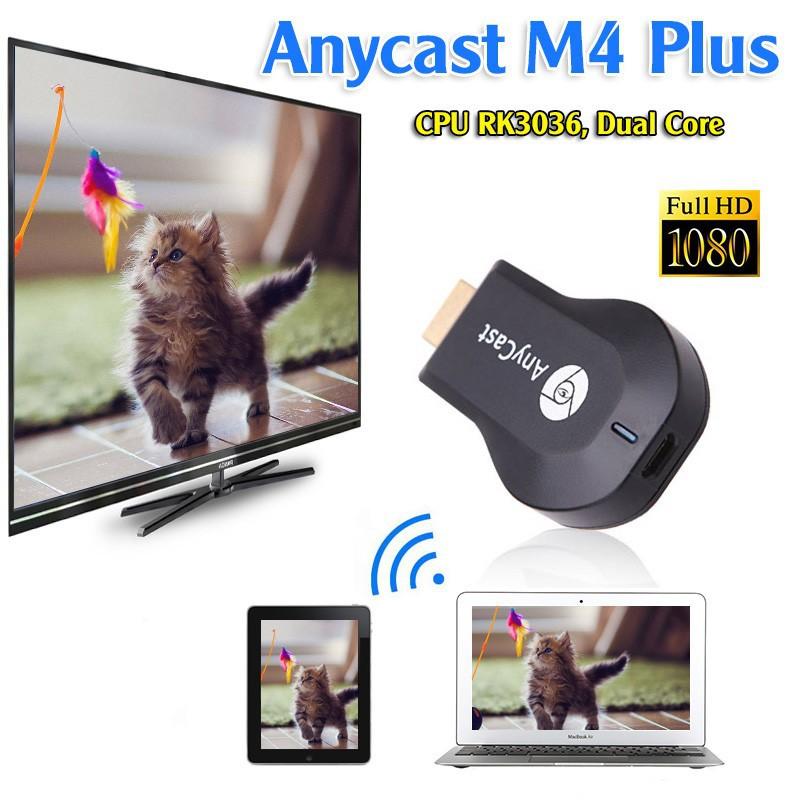 HDMI không dây Anycast M4 Plus 2018 - tốc độ nhanh 3