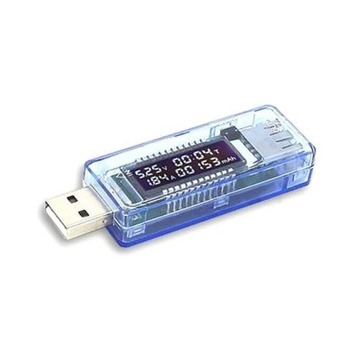 LCD-03- USB Charge Voltage Current