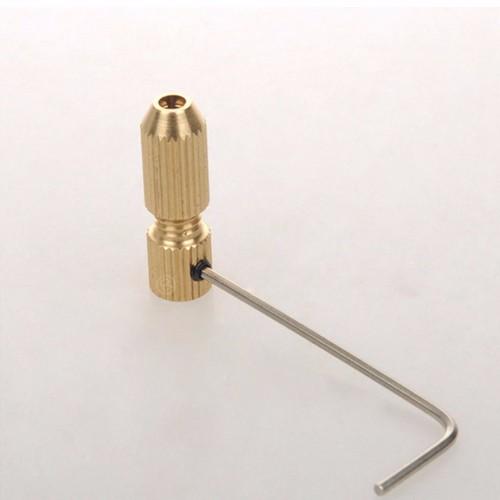 Đầu Kẹp Mũi Khoan 2.5mm Trục 3.17mm