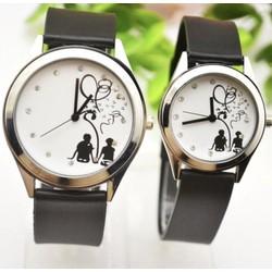 Đồng hồ teen cặp  DH701