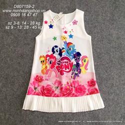 Đầm Pony và những người bạn [14 - 28 kg]