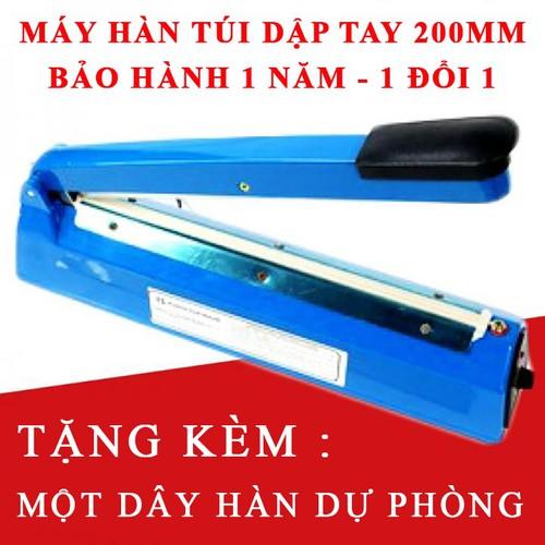 Máy Hàn Miệng Túi Máy Hàn Miệng Túi PFS 200 Dập Tay - 6518999 , 13166515 , 15_13166515 , 235000 , May-Han-Mieng-Tui-May-Han-Mieng-Tui-PFS-200-Dap-Tay-15_13166515 , sendo.vn , Máy Hàn Miệng Túi Máy Hàn Miệng Túi PFS 200 Dập Tay