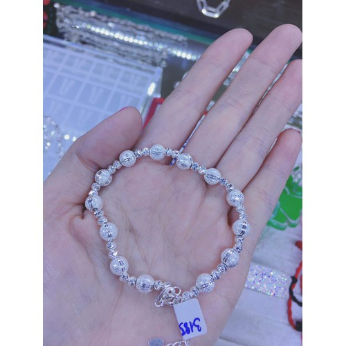 lắc tay bạc nữ full bạch kim - 5552021 , 9344230 , 15_9344230 , 400000 , lac-tay-bac-nu-full-bach-kim-15_9344230 , sendo.vn , lắc tay bạc nữ full bạch kim