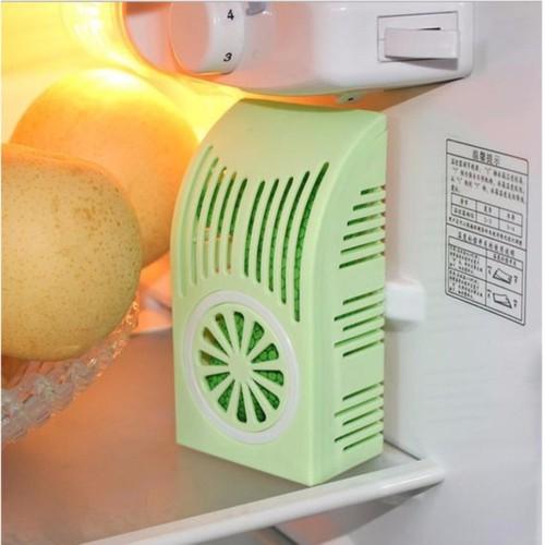 COMBO 2 Dụng cụ khử mùi tủ lạnh bằng than hoạt tính