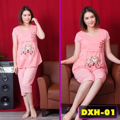 Bộ đùi bầu và sau sinh DXH - made in vietnam