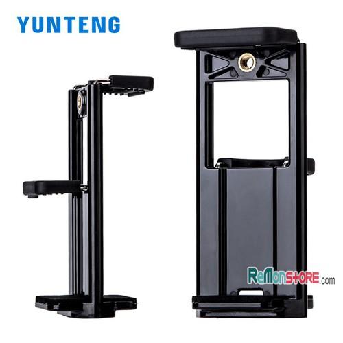 Đế kẹp 2in1 điện thoại máy tính bảng ipad Yunteng gắn chân máy ảnh, mở rộng đến 18.5cm - 5555458 , 9351010 , 15_9351010 , 96000 , De-kep-2in1-dien-thoai-may-tinh-bang-ipad-Yunteng-gan-chan-may-anh-mo-rong-den-18.5cm-15_9351010 , sendo.vn , Đế kẹp 2in1 điện thoại máy tính bảng ipad Yunteng gắn chân máy ảnh, mở rộng đến 18.5cm