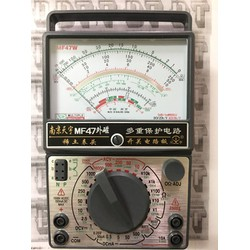 Đồng hồ vạn năng kim mf47w hàng trung ương trung quốc