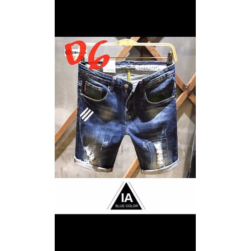 [FLASH DEAL]  QUẦN SHORT JEANS NAM NAM TÍNH SO COOL