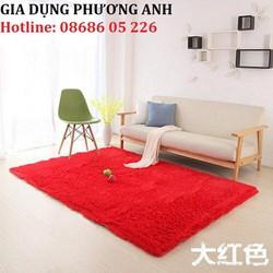 Thảm lông trải sàn cao cấp 1m6x2m