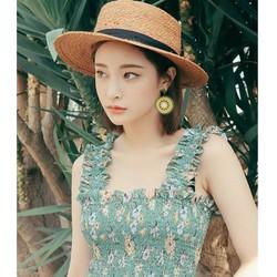 Bông tai thời trang rực rỡ mùa hè