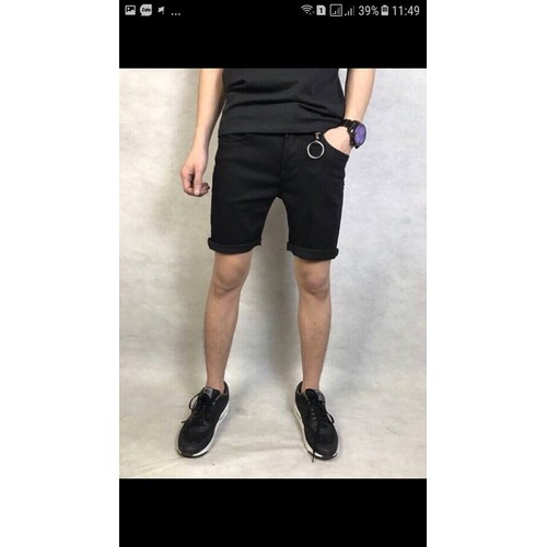 [FLASH DEAL]  QUẦN SHORT JEANS NAM SO MEN