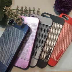 Ốp lưng Iphone 4, 4s, 5, 5s  họa tiết chấm bi hiệu Motomo