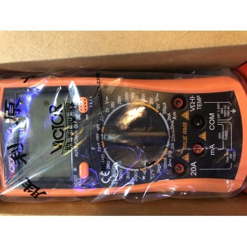 Đồng hồ vạn năng điện tử Victor VC890C+ - 5560944 , 9363157 , 15_9363157 , 360000 , Dong-ho-van-nang-dien-tu-Victor-VC890C-15_9363157 , sendo.vn , Đồng hồ vạn năng điện tử Victor VC890C+