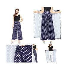 Combo sỉ 10 váy chống nắng dạng quần