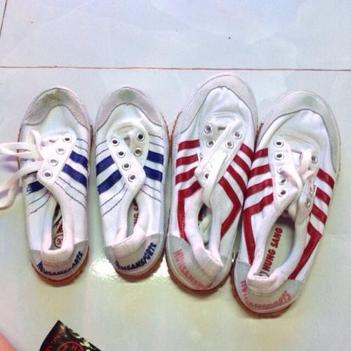 Giày vải Hừng Sáng