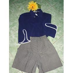 set áo sơmi và quần short