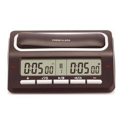 Đồng hồ thi đấu cờ PS 393 Nâu : 39 chế độ chỉnh thời gian