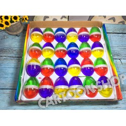 Hộp 24 slime trứng giá 150k