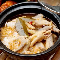 Combo Gà nướng thức uống đặc biệt cho 2 người - Gà Cái Bang