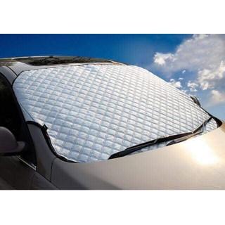 Bạt chắn nắng ô tô-Tấm chắn nắng kính lái ô tô tráng nhôm cách nhiệt chống nước - g66 thumbnail