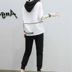 quần áo hoodie tay lửng common Mã: AA839