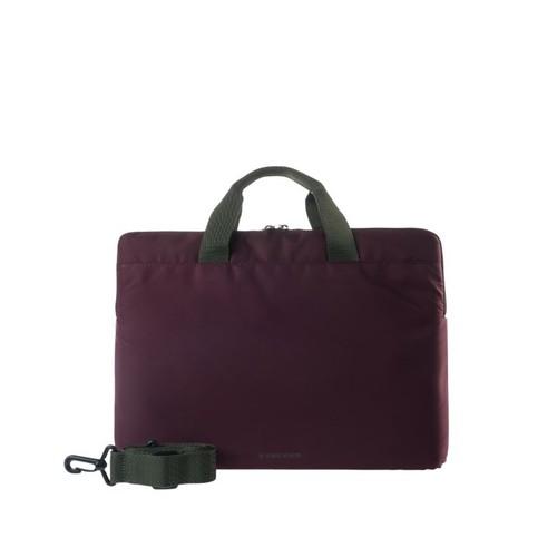 Túi xách laptop Tucano Minilux 13 inch-14 inch Burgundy