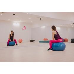 Quần legging dài hồng trơn tập gym yoga chuyên nghiệp