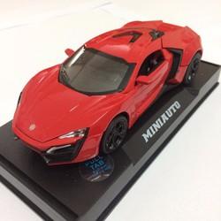 Mô hình ô tô - Kim loại cao cấp