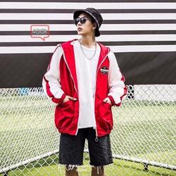 Áo khoát NAM thời trang, họa tiết độc đáo, kiểu dáng Hàn Quốc