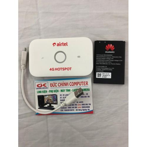 Bộ Phát Wifi 4G Huawei E5573Cs-609, Tốc Độ cao, Hỗ Trợ 10 Máy