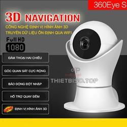 Camera 360eyes định vị 3D - Mới 2018