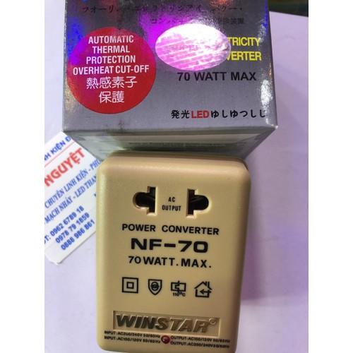 Bộ đổi nguồn Winstar 2 chiều 220V sang 110V - 5574075 , 9394026 , 15_9394026 , 139000 , Bo-doi-nguon-Winstar-2-chieu-220V-sang-110V-15_9394026 , sendo.vn , Bộ đổi nguồn Winstar 2 chiều 220V sang 110V