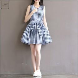 Đầm nữ han quoc