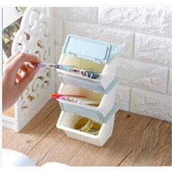 Tủ để đồ xếp thành tầng mini