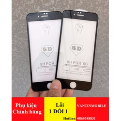 Cường Lực iPhone 5D các loại