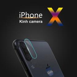 Dán camera iphone X