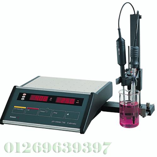 Máy đo pH để bàn 766 Knick - 5571658 , 9388477 , 15_9388477 , 39000000 , May-do-pH-de-ban-766-Knick-15_9388477 , sendo.vn , Máy đo pH để bàn 766 Knick