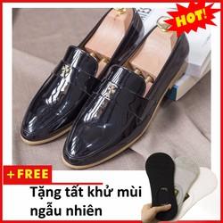 Giày lười nam- Giày Nam M95-T