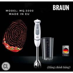 Máy xay cầm tay Braun