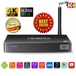 Android Tivi Box 4K Ultra HD Himedia-A5 Pro